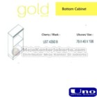 Bottom Cabinet UNO UST-4350 B