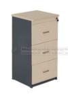 Filling Cabinet 3 Laci Indachi DFC-333