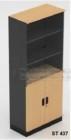 Lemari Arsip Tinggi Kaca + Panel HighPoint ST-437