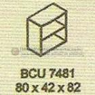 Meja Kantor Modera BCU-7481