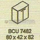 Meja Kantor Modera BCU-7482