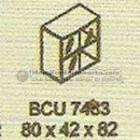 Meja Kantor Modera BCU-7483