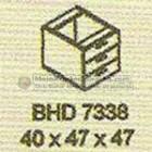 Meja Kantor Modera BHD-7338