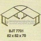 Meja Kantor Modera BJT-7701