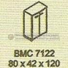 Meja Kantor Modera BMC-7122