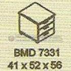 Meja Kantor Modera BMD-7331