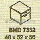 Meja Kantor Modera BMD-7332