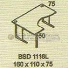 Meja Kantor Modera BSD-1116 L