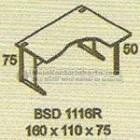 Meja Kantor Modera BSD-1116 R