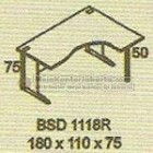 Meja Kantor Modera BSD-1118 R