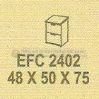 Meja Kantor Modera EFC-2402