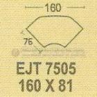 Meja Kantor Modera EJT-7505