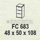 Meja Kantor Modera FC-683