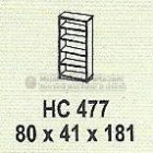Meja Kantor Modera HC-477