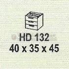 Meja Kantor Modera HD-132