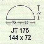 Meja Kantor Modera JT-175