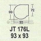 Meja Kantor Modera JT-176L