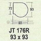Meja Kantor Modera JT-176R