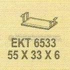 Meja Kantor Modera EKT-6533