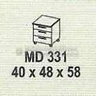 Meja Kantor Modera MD-331