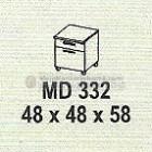 Meja Kantor Modera MD-332