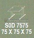 Meja Kantor Modera SOD-7575