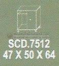 Meja Kantor Modera SOD-7512