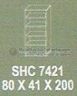 Meja Kantor Modera SHC-7421