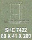 Meja Kantor Modera SHC-7422