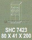 Meja Kantor Modera SHC-7423