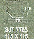 Meja Kantor Modera SJT-7703