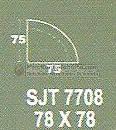Meja Kantor Modera SJT-7708