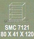 Meja Kantor Modera SMC-7121