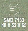 Meja Kantor Modera SMD-7133