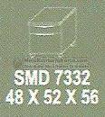 Meja Kantor Modera SMD-7332