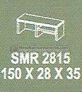Meja Kantor Modera SMR-2815