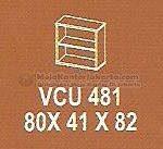 Meja Kantor Modera VCU-481