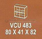 Meja Kantor Modera VCU-483
