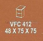Meja Kantor Modera VFC-412