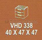 Meja Kantor Modera VHD-338