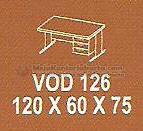Meja Kantor Modera VOD-126