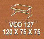 Meja Kantor Modera VOD-127