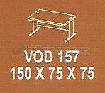 Meja Kantor Modera VOD-157