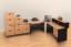 Meja Kantor UNO Classic Series 12