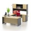 Set Meja Kantor HighPoint Workstation 1