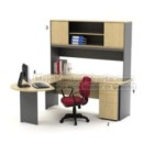 Set Meja Kantor HighPoint Workstation 2