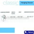 Hanging Drawer UNO UFD-1134, UFD-1184