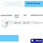 Hanging Drawer UNO UMP-1135, UMP-1185