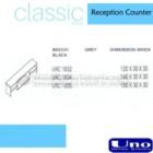 Reception Counter UNO URC-1932, URC-1934, URC-1935