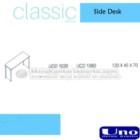 Side Desk UNO UOD-1030, UOD-1080